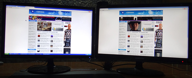 Review: Samsung S23A300B LED Monitor