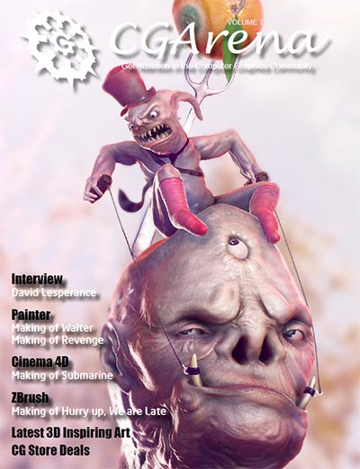 Animation magazine, ezine