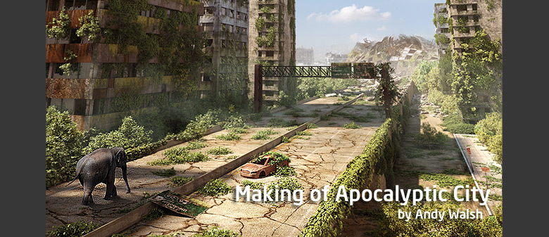 Making of Apocalyptic City