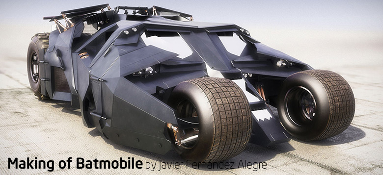 batmobile header
