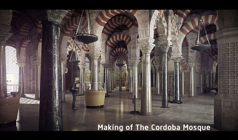 cordoba mosque