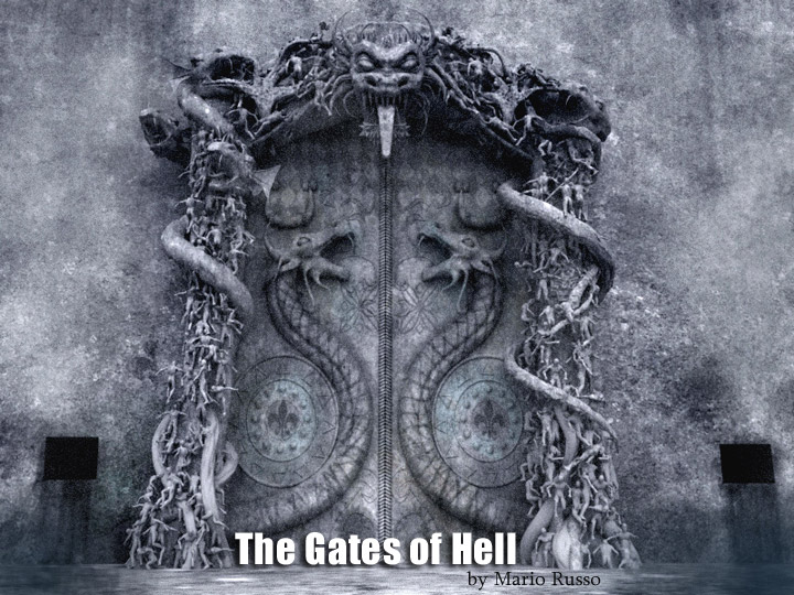 CGArena : The Gates of Hell