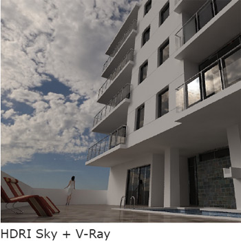 CGArena : Architectural Visualization with HDRI Skies and Vray