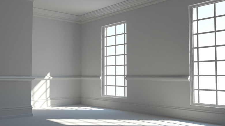 video tutorial how to light an interior with 3ds max vray by omer