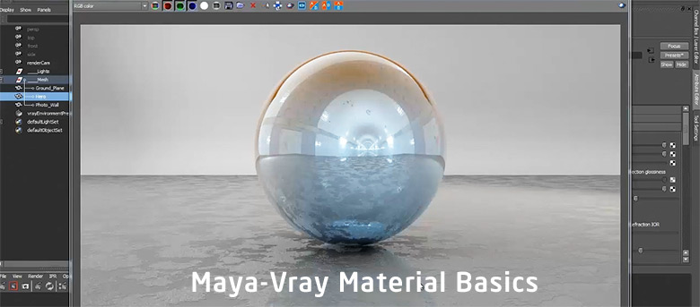 08 vray for maya rendering tutorial series for beginners sun and.
