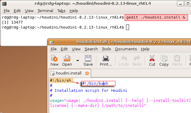 CGArena : Houdini vs  The Feisty Fawn - How to install