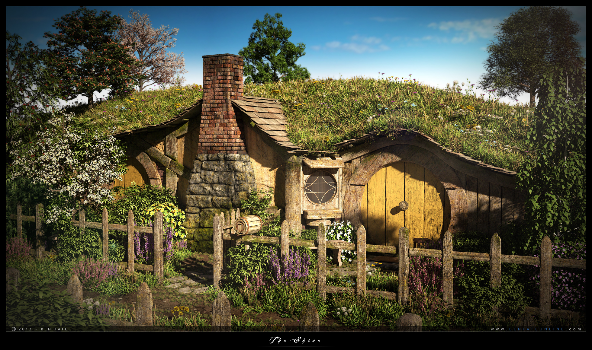 The Shire By Ben Tate Canada