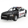 American Police Car Dodge