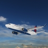 Delta Airline Boeing 737-700w