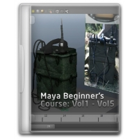 The Maya Beginners Course: Vol1 - Vol5