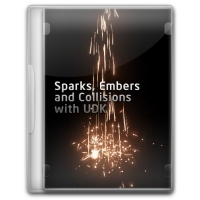 Sparks, Embers and Collisions with UDK