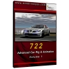 722 - Advanced Car Rig &amp; Animation: Vol 1