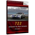 722 - Advanced Car Rig & Animation: Vol 1