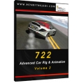 722 - Advanced Car Rig &amp; Animation - Vol 2