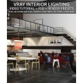 Learn Vray Interior Lighting