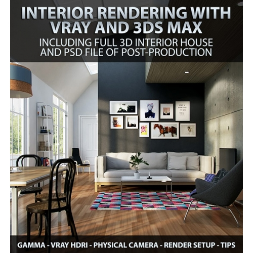Architectural Rendering With 3dsmax And Vray Pdf