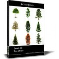 Tree Library for 3D Software's