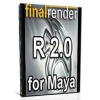 finalRender R2 for Maya