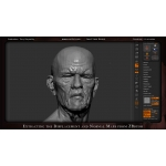 Realistic Portrait Production in Maya