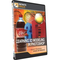 Learning 3D Modeling in Photoshop