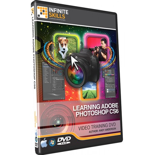 Infinite Skills - Video and Animation with Adobe Photoshop Compare & Buy