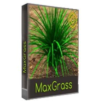 MaxGrass - maxscript for 3ds Max