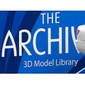 The Archive - 3D Models