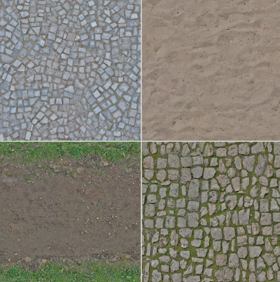 ground surface
